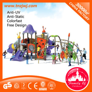 Large School Outdoor Anti-Skid Kids Plastic Slide Outdoor Playground pictures & photos