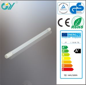 Popular Products 600mm 10W T8 Glass LED Tube pictures & photos