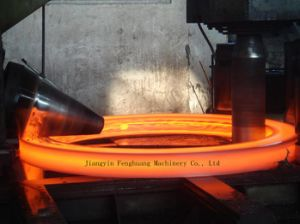 Hot Rolling Steel Forged Ring pictures & photos