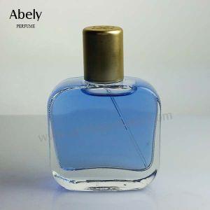 50ml Elegant Cube Glass Perfume Bottle pictures & photos