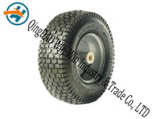 "Rubber Wheel for Platform Trucks Wheel (13""X5.00-6) pictures & photos"
