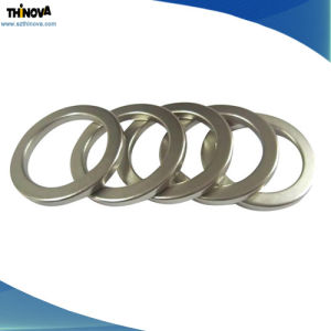 Sintered Ring NdFeB Motor Generator Wind Genrator Magnets with SGS/RoHS pictures & photos