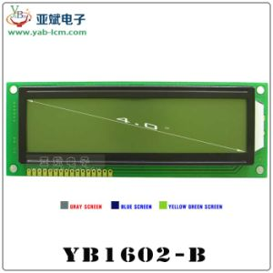 LCD Liquid Crystal Display, Characters DOT Matrix Screen