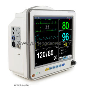 Medical Equipment Portable High Qualified ECG Patient Monitor pictures & photos
