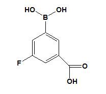 3-Borono-5-Fluoro-Benzoic Acidcas No. 871329-84-9 pictures & photos