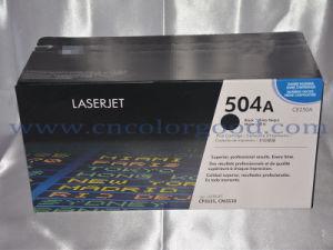 High Quality Toners for HP Original CE250A CE250X CE251A CE252A CE253A Toner Cartridge pictures & photos