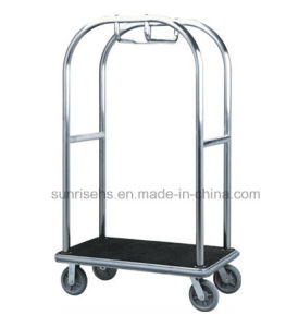 Hotel Luxury Guest Luggage Transport Carts pictures & photos