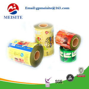 Food Grade Printing Laminated Pet/LDPE Laminated Roll Film pictures & photos
