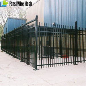 Most Beautiful Galvanized Steel Fence Export to Australia Market pictures & photos