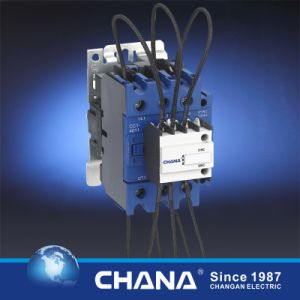 Cj19 AC DC Contactors 95A 110V 220V 380V Electric Contactor for Power Factor Correction (CJ19) pictures & photos
