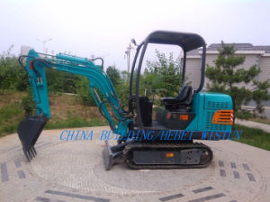1.8 Tons Mini Crawler Excavator, Mini Tracked Excavator
