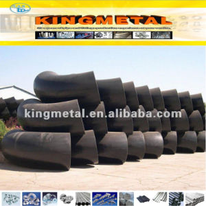 ASTM A234 Wpb Carbon Steel Big Diameter Pipe Fitting pictures & photos