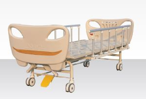 New Designed Fowler Manual Hospital Bed (A-12) pictures & photos