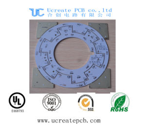 HASL OSP LED PCB Printed Circuit Board with Aluminum Metal Core pictures & photos