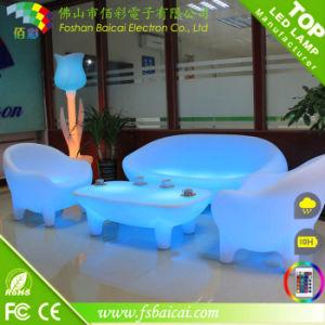 LED Glowing Sofa Set / Hot Sale LED Furniture / New LED Sofa pictures & photos