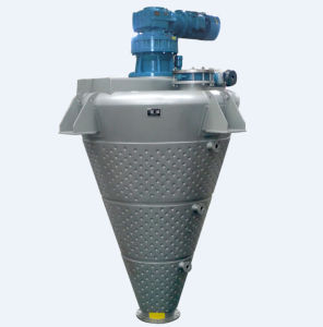 Batch Mixing Vertical Type Conical Mixer pictures & photos