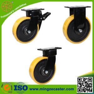 Black Bracket Caster Wheels pictures & photos