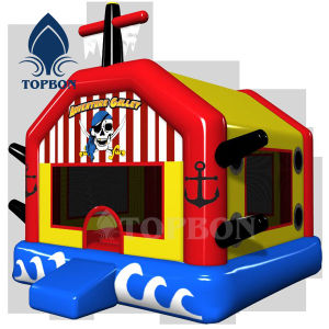 500d Waterproof Inflatable PVC Coated Polyester Fabric Tb095 pictures & photos