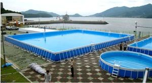 Swimming Pool Aboveground Pool pictures & photos