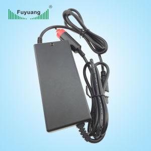 DC/DC 12V Input Car Charger 36V Li-ion Battery 42V 2A Balance Scooter Charger pictures & photos