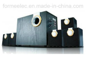 5.1CH Multimedia Home Theater Speaker System RMS30W pictures & photos
