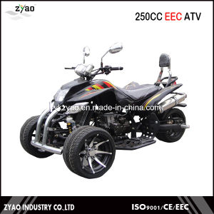 250cc EEC Trike ATV Quad Hot Sale in Germany 14inch Alloy Wheel Water Cooled Engine pictures & photos