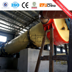 High Quality Rotary Dryer for Silica Sand pictures & photos