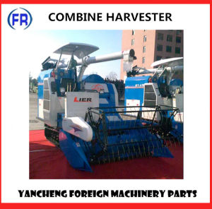 Full Feed Rice Combine Harvester pictures & photos
