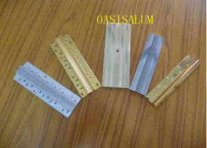Flooring Tile/Carpet Trim for Ceramic Tiles, Carpet, Wood Floor etc