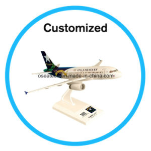 Customized Gift Airbus Boeing Desktop Model Airplane pictures & photos