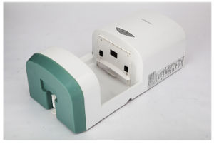 White High Speed Supermarket Sensor Automatic Bathroom Toilet Plastic High Speed Hand Dryer pictures & photos