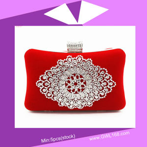 Crystal Evening Bag for Promotional Gift (CZF2-1001) pictures & photos