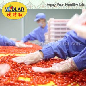 Medlar Organic Herbs Red Dried Goji Lycium