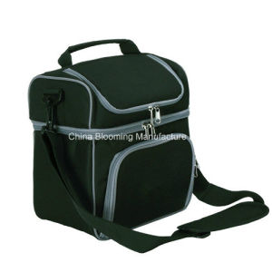 Travel Insulated Coolcan Pcinic Beer Ice Lunch Cooler Bag pictures & photos