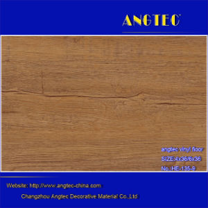 Low Price PVC Vinyl Flooring/ Sponged PVC Flooring/Plastic PVC Flooring pictures & photos