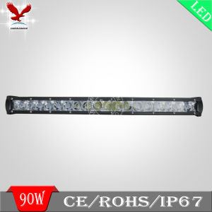 High Performance 90W CREE LED Light Bar for 4X4, Offroad Bar Lights