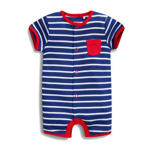 Customize High Quality 0-12m Fashion Baby Romper pictures & photos