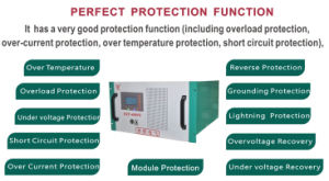 The Smallest Size Low Frequency off Grid PV Inverter (3kw to 12kw) pictures & photos