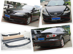 PU Plastic Body Kits for Mazda 6 pictures & photos