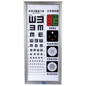 Vision Chart Projector Ly-22b pictures & photos