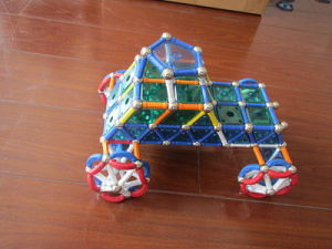 Educational Kid′s Magnetic Contruction Toy (UNI-Toy-001) pictures & photos
