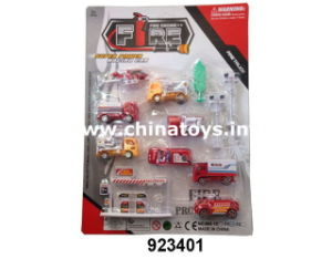 Plastic Fire Control Car Cheap Toys (923401) pictures & photos