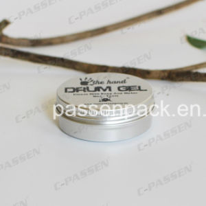 Aluminum Cosmetic Packaging Container with Screen Printing (PPC-ATC-044) pictures & photos