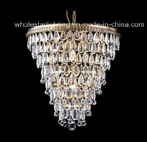 Crystal Chandelier Lamp (WHG-625) pictures & photos