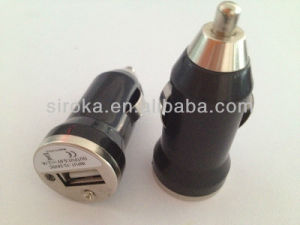 Competitive Price DC5V 1000mA USB Car Charger with Ce /RoHS Approved for Blackberry pictures & photos