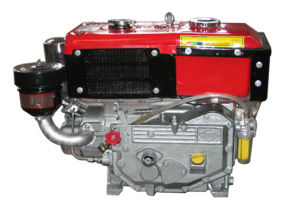 Jdde Brand Diesel Engine China Water Cooled Diesel Engine R180nl pictures & photos