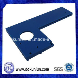Customized CNC Machining Colorful Aluminum Parts pictures & photos