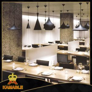 Modern Aluminum Black Industrial Pendant Lamps (KAUR1001-3) pictures & photos