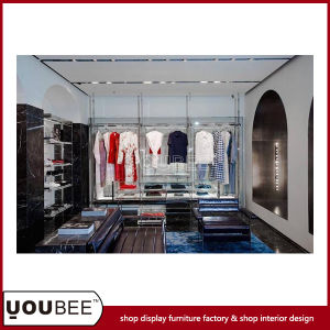 Bespoke Marble Display Showcases for Ladies′ Lingerie Shop Interior Design pictures & photos