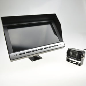 "4 Channel 10.1"" Monitor with IP69k Waterproof Camera pictures & photos"